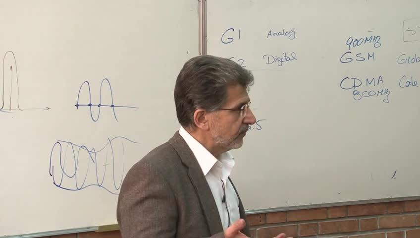 مدارهای مجتمع فرکانس بالا - RFIC - جلسه 1 - تاریخچه سیستم های رادیویی