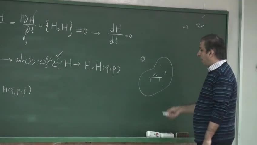 مکانیک کوانتیک - جلسه ۳ (بخش ۱) - مروری بر فیزیک کلاسیک (ادامه)