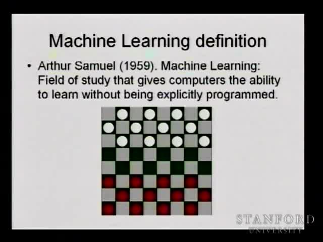یادگیری ماشین - جلسه 1