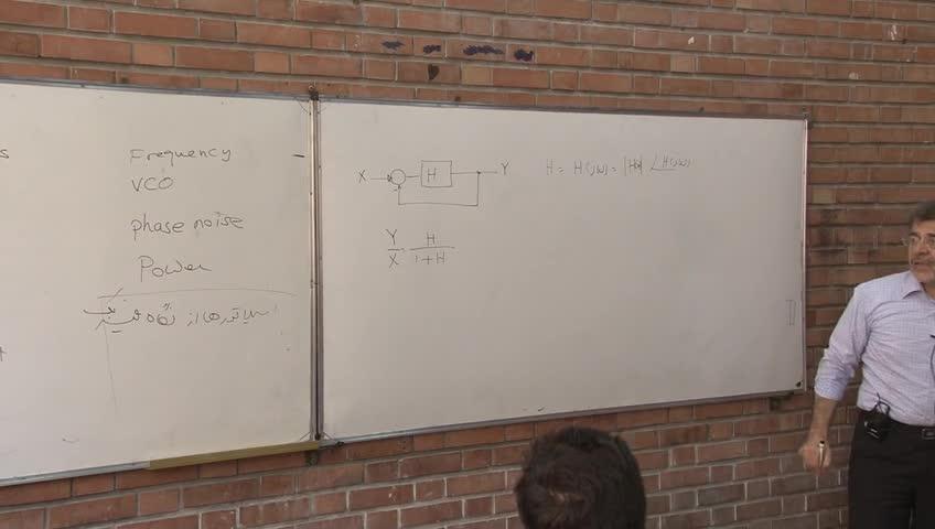 مدارهای مجتمع فرکانس بالا - RFIC - جلسه بیست و دوم - اسیلاتورها