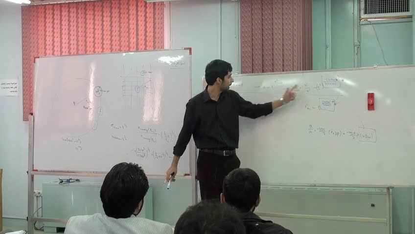 کیهان شناسی ١ - جلسه پانزدهم - مشکلات کیهان شناسی استاندارد و مدل های تورمی - استاد ابوالحسنی