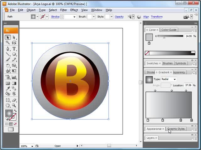 آموزش فتوشاپ (Photoshop) - جلسه 9 - یه مقایسه کوچیک بین فتوشاپ و ایلوستریتور