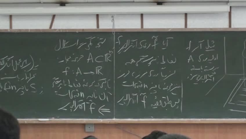 ریاضی عمومی ۲ - جلسه ۳۰ - انتگرال و قضیه نقطه میانی(بخش دوم)