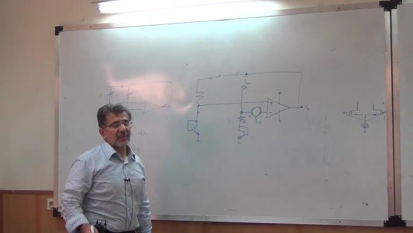 مدارهای CMOS - جلسه بیست پنجم - بهبود مدارهای Band Gap Reference