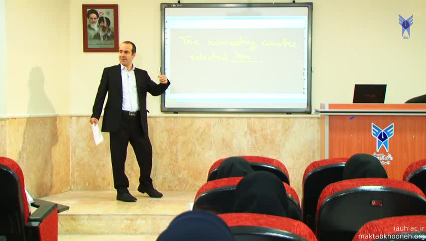 آموزش مقدماتی زبان انگلیسی - جلسه دوم - حالات ضمیر