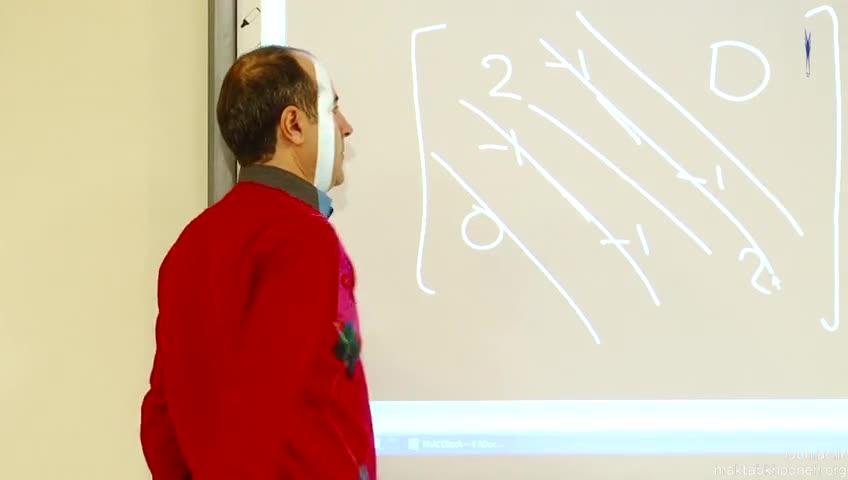 مباحثی در آنالیز عددی - جلسه بیست و ششم - حل تمرین