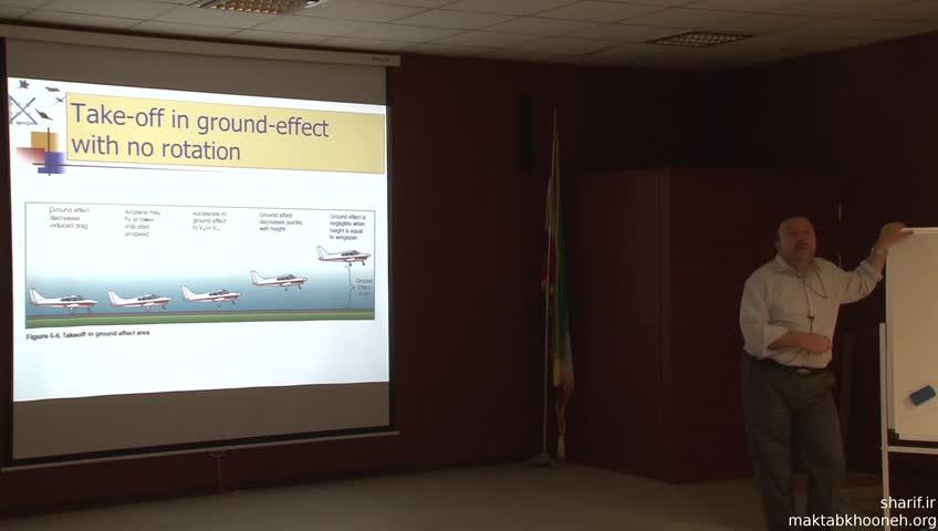 درس Aircraft Performance - جلسه 26 - بررسی کامل Take Off