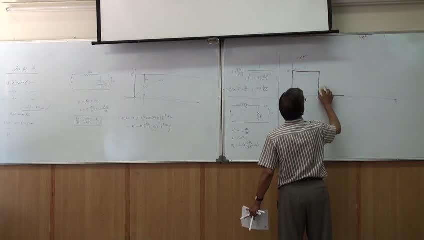 تکنیک پالس - جلسه سوم - پاسخ به ورودی موج مورب و موج نمایی