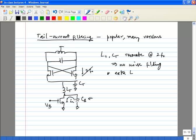 مدارات فشرده فرکانس بالا - جلسه 33 - طراحی عملی اسیلاتور 2