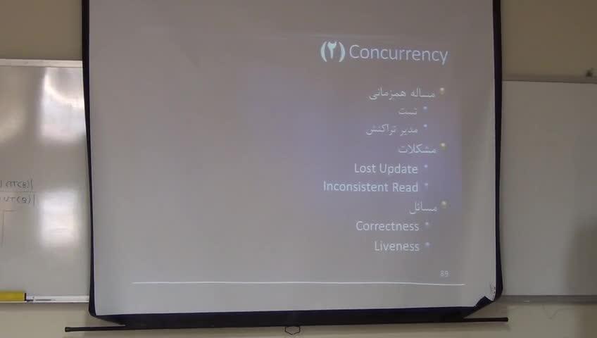 برنامه نویسی وب - جلسه بیستم - تکمیل مبحث doctrine و repository، کار با reference، معرفی Query builder، مبحث concurrency