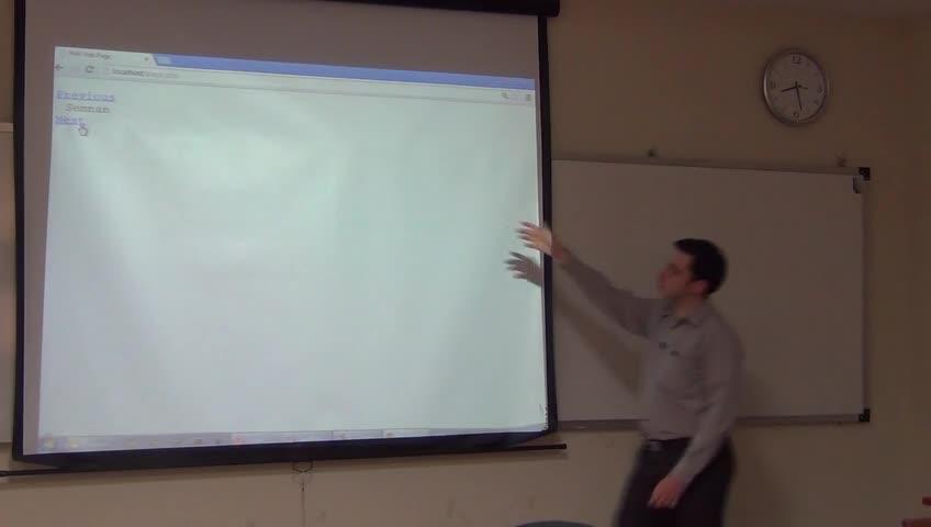 برنامه نویسی وب - جلسه یازدهم - اتمام مفاهیم حول php و برنامه نویسی شیگرا