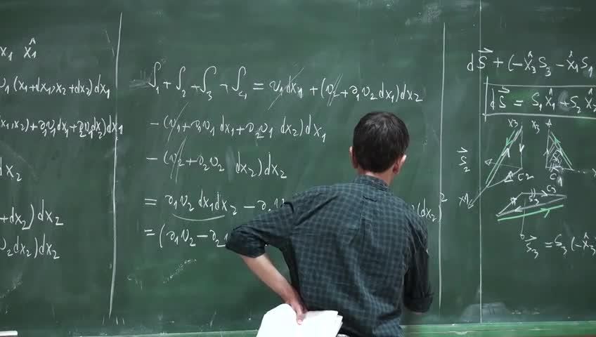 ریاضی فیزیک ١ - جلسه بیست هفتم - آنالیز برداری : قضیه استوکس
