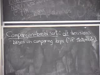 ساختمان داده ها و الگوریتم ها - جلسه ی سی و دوم - جلسه ی سوم مطالعه ی الگوریتم های مرتب سازی