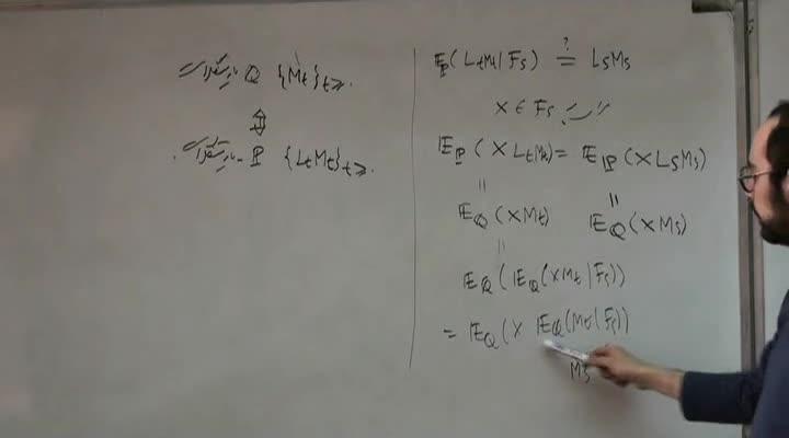ریاضیات مالی - جلسه ۷