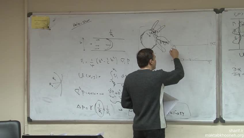 مکانیک سیالات - جلسه بیست و ششم - ناپایداری