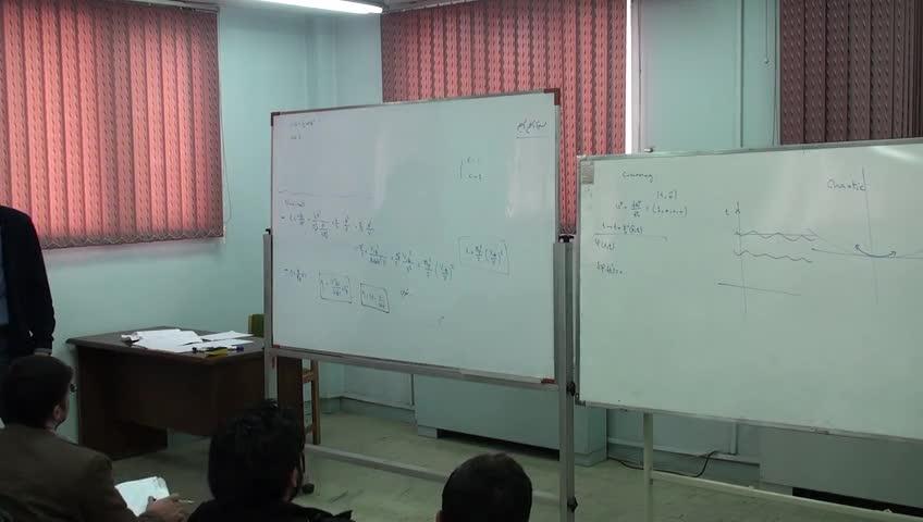 کیهان شناسی ١ - جلسه شانزدهم - مدل های تورمی - استاد ابوالحسنی