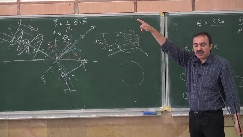 فیزیک ۲ - جلسه بیست و پنجم - نور