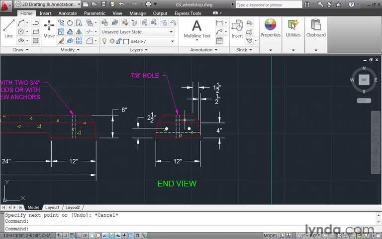 آموزش AutoCad - جلسه ۸ - آموزش مقدماتی AutoCAD - addSelect
