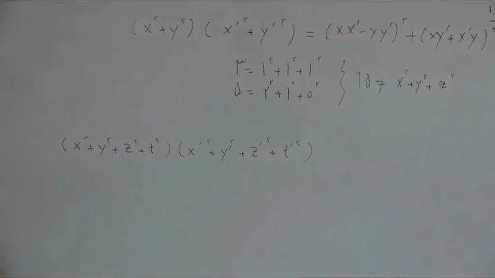 نظریه اعداد - آمادگی مرحله ۲ - جلسه بیست و هشتم - جعفری - همنهشتی 5