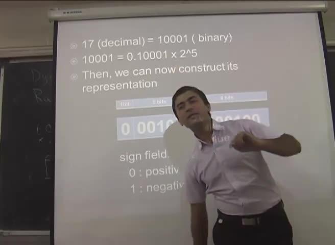 میکروکنترلر ARM - جلسه 10 - اعداد اعشاری و ممیز ثابت