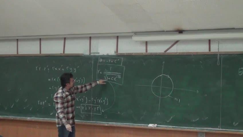 معادلات دیفرانسيل - جلسه بیست ششم - روش تغییر پارامتر و پایداری جواب های معادله