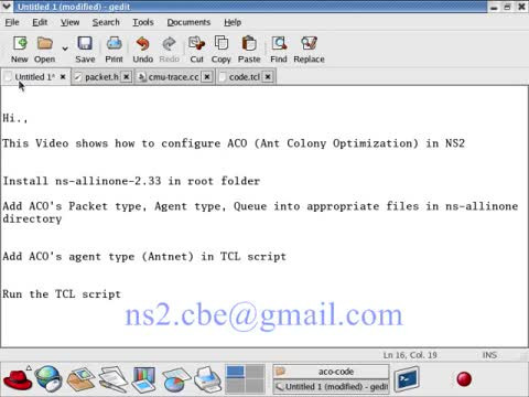 How To Install Ns2 Allinone