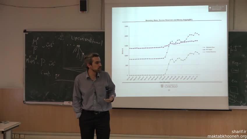 اقتصاد کلان ١ - جلسه بیستم - تقاضای پول