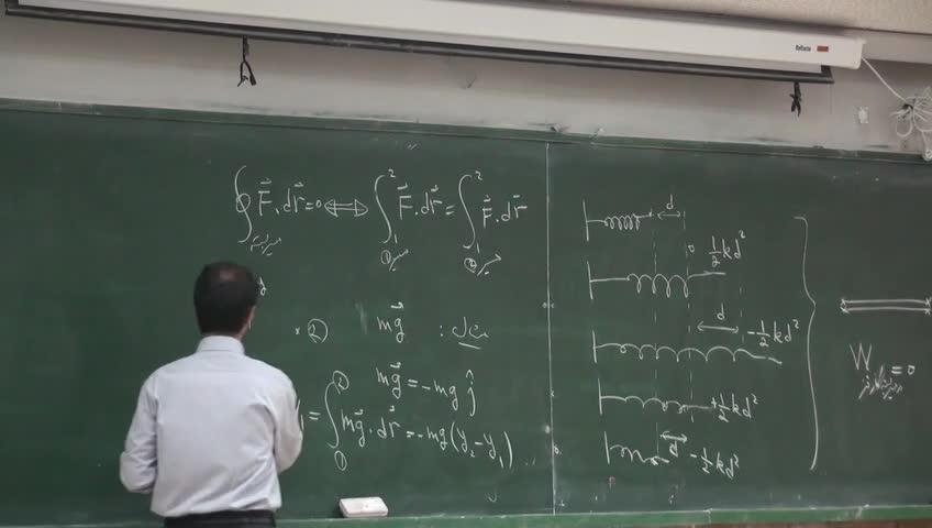 فیزیک ١ - جلسه چهاردهم