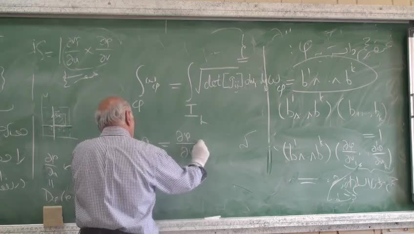 آنالیز ریاضی ۲ - جلسه ۱۷