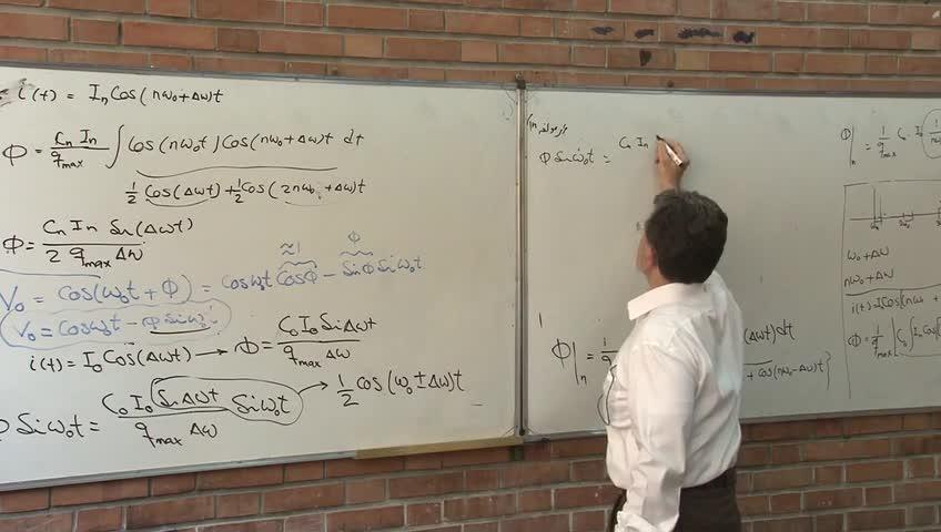 مدارهای مجتمع فرکانس بالا - RFIC - جلسه بیست و پنجم - اسیلاتورها - نویز فاز