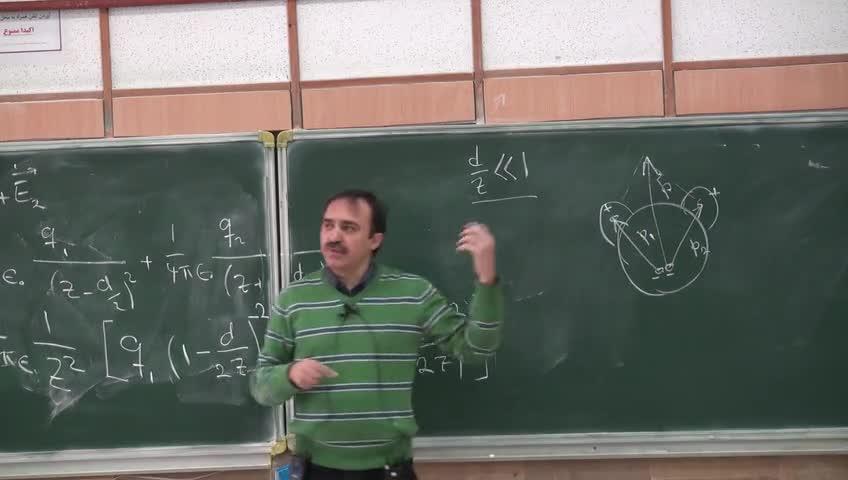 فیزیک ۲ - جلسه دوم - میدان الکتریکی