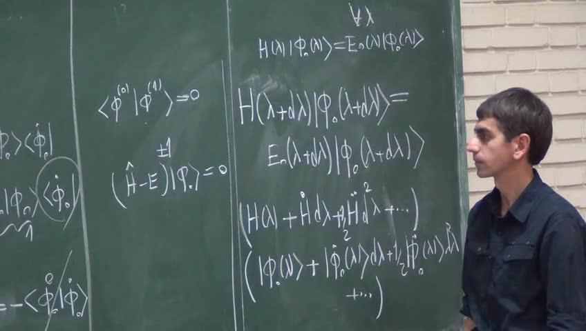 ریاضی فیزیک ١ - جلسه بیست دوم - حل مثال