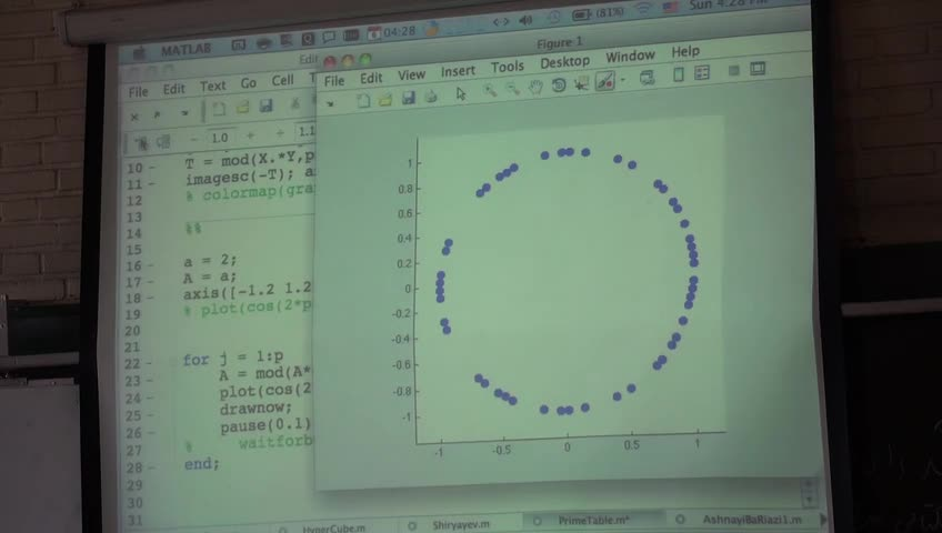 آشنایی با ریاضیات - جلسه سوم - اعداد اول