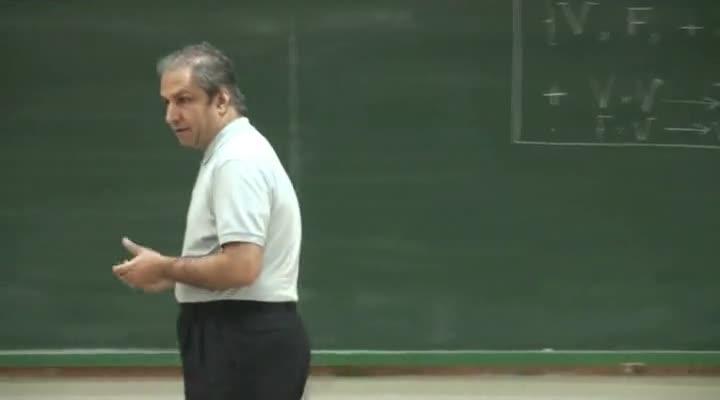 مکانیک کوانتیک - جلسه ۱۱ - فضای برداری ، فضای هیلبرت(بخش اول)