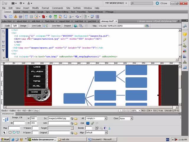 آموزش Dreamweaver - جلسه ۲۱ - آموزش مقدماتی Adobe Dreamweaver