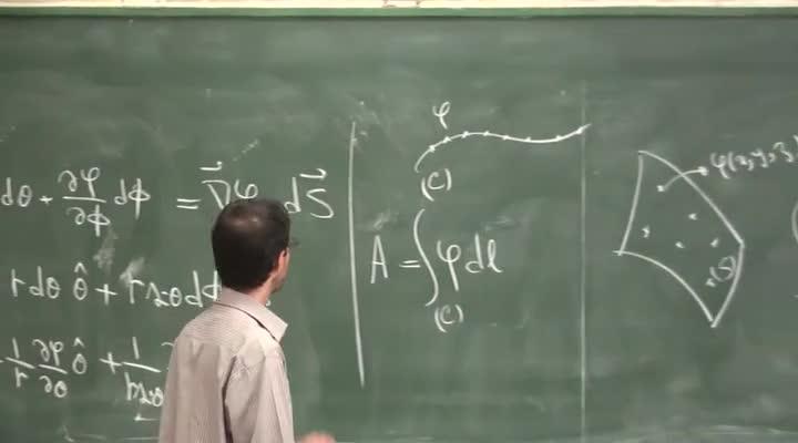 الکترومغناطیس ١ - جلسه اول