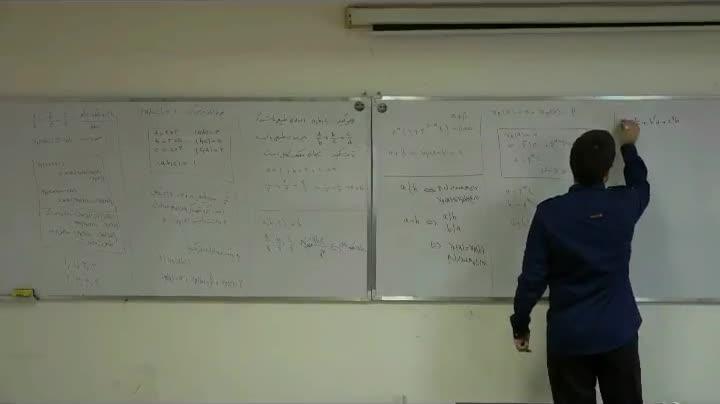 نظریه اعداد - آمادگی مرحله ۲ - جلسه دوازدهم - شفایی - عوامل اول در یک عدد طبیعی 2