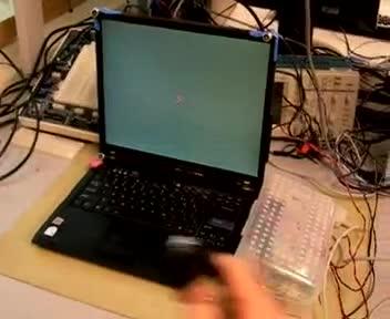 میکرو کنترل کاربردی - پروژه 4 - موس التروسوند