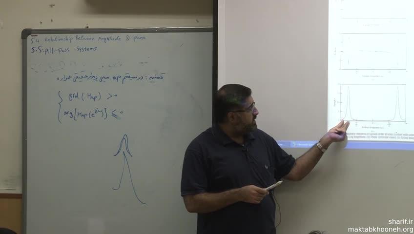 پردازش سیگنالهای دیجیتال - جلسه یازدهم - به دست آوردن H(z) و معرفی min phase