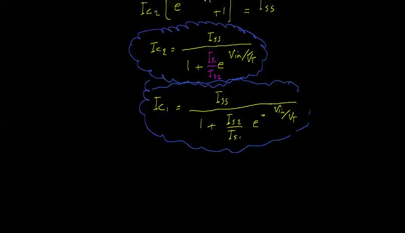 الکترونیک ۲ - جلسه 25 - تحلیل سیگنال بزرگ زوج تفاضلی BJT
