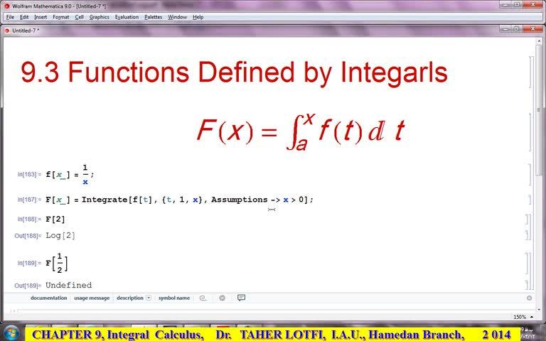 آموزش متمتیکا (Mathematica) - جلسه 49