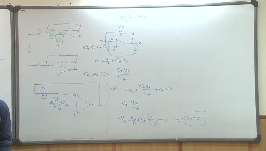 مدارهای CMOS - جلسه بیست هفتم - ادامه Switch Capacitor