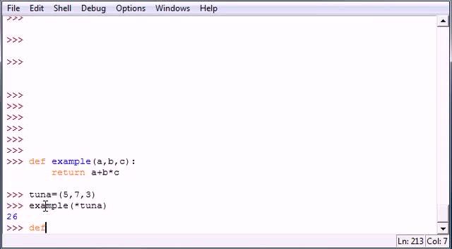 آموزش مقدماتی Python - جلسه ۳۱ - آموزش مقدماتی Python - Tuples as Parameters