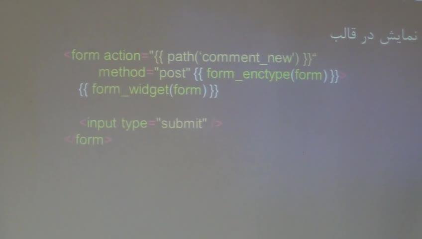 برنامه نویسی وب - جلسه بیست و چهارم - تکمیل بحث dependency injection، مبحث تست، فرم ها، ابزارهای کلاس controller