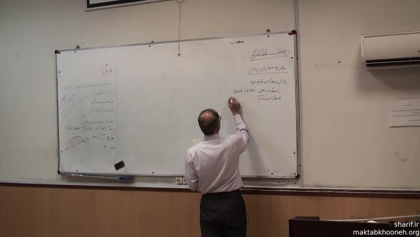 آئرودینامیک ۱ - جلسه بیست و یکم - نظریه خط گرداب