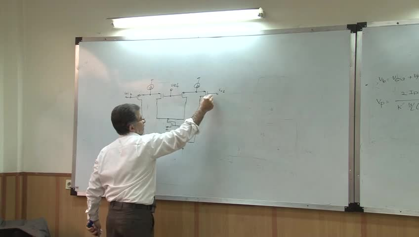 مدارهای CMOS - جلسه بیست یکم - مدار CMFB