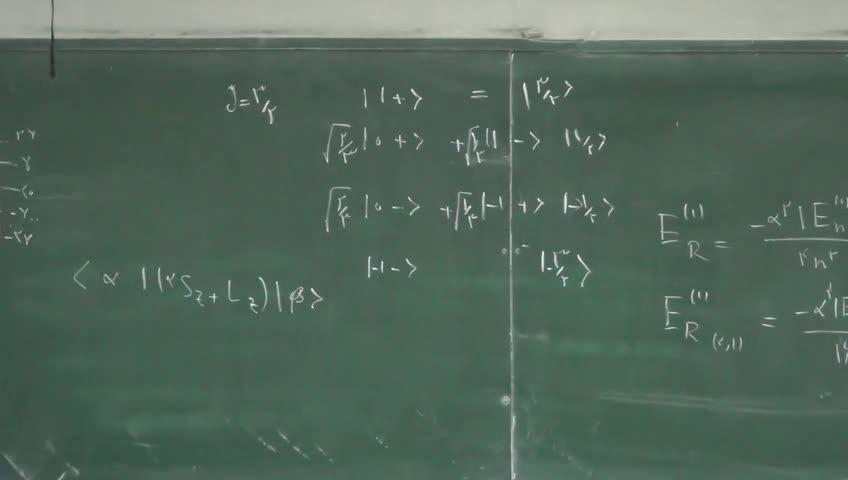 مکانیک کوانتیک ۲ - جلسه هجدهم