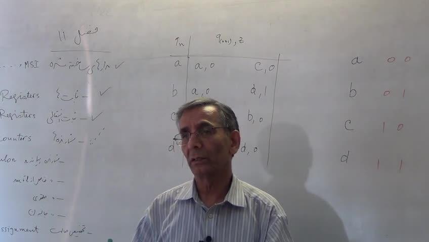 مدار های منطقی - جلسه هجدهم - مدارهای ساخته شده MSI، شمارندهها
