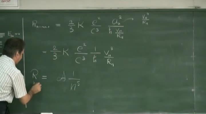 مکانیک کوانتیک - جلسه ۸ - اصل تناظر ، مکانیک ماتریسی، مکانیک موجی