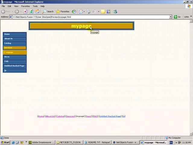 آموزش Dreamweaver - جلسه ۲۲ - آموزش مقدماتی Adobe Dreamweaver